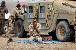الحشد الشعبي يعلن تحرير منطقة عين ناصر جنوب غرب الموصل