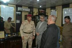 سرکنسول ایران در کربلا با استاندار بابل عراق دیدار کرد