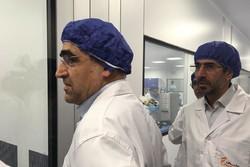 افتتاح زیرساختهای تولید واکسن در انستیتو پاستور