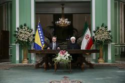 İran ve Bosna-Hersek ilişkilerinde yeni bir sayfa açılacak