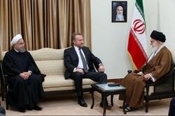 قائد الثورة الإسلامية: الغرب لا يريد القضاء على الارهاب