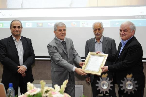 اساتید ممتاز دانشگاه علم و صنعت معرفی شدند