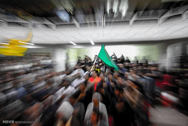 ویژهبرنامه از شلمچه تا حلب در لارستان