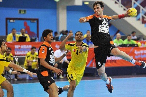 Iranian handball club through to semifinal round