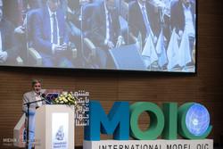 مراسم افتتاحیه چهارمین نشست بین المللی مجمع جوانان کنفرانس اسلامی