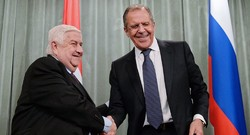 Lavrov, Moallem to focus on Syrian situation