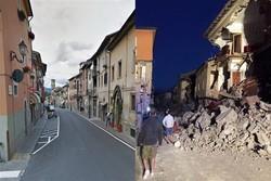 زلزال بقوة 7.1 یضرب وسط ایطالیا