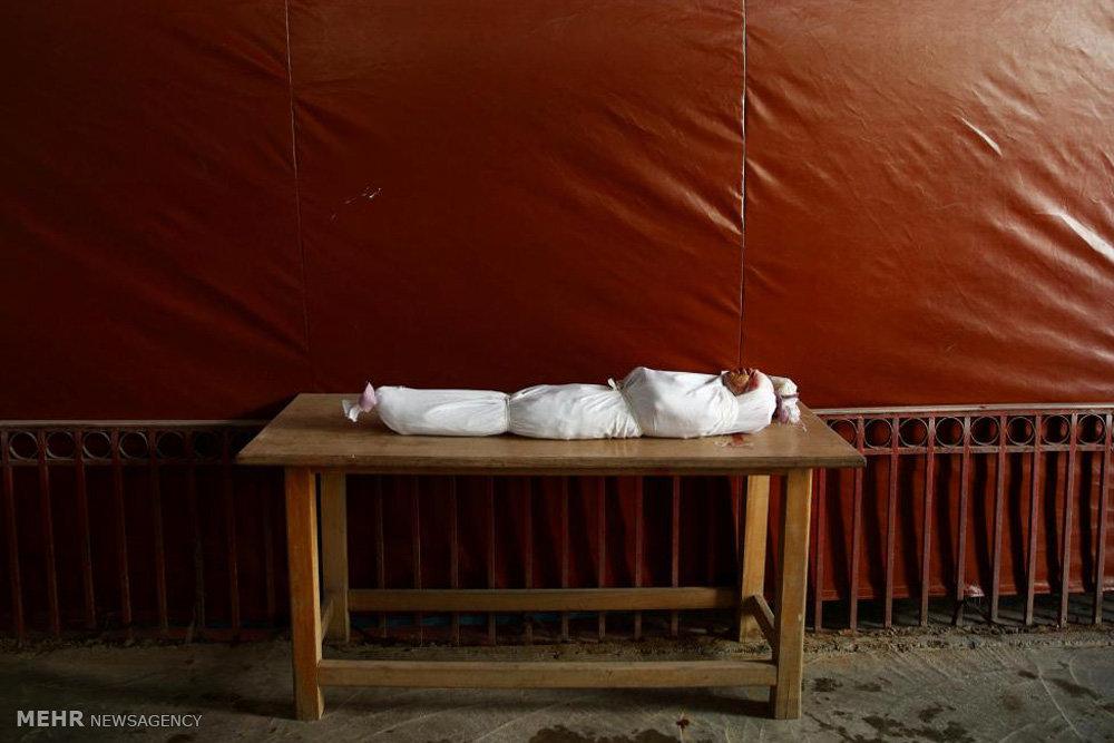 روایت مرگ مظلومانه یک کودک