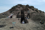 محوطه تاریخی میرک سمنان ۶۳ هزار ساله شد