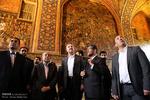 سفر علی عزت بگوویچ رئیس جمهور بوسنی و هرزگویین به اصفهان