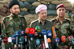 بارزانی: شەڕی موسڵ شەڕی هەموو پێكهاتەكانی عێراقە دژی داعش
