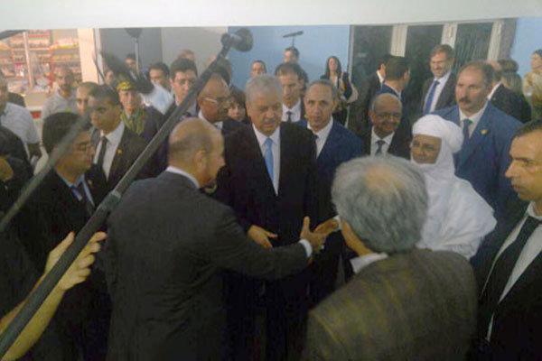 Iran attends 21st Intl. Book Fair of Algiers