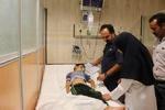 مسمومیت ۲۴ نفر در روستای علی آباد انقلاب رفسنجان بر اثر مصرف شربت