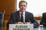 روس نے شام کے خلاف امریکی پابندیوں کو بےبنیاد قراردیدیا