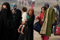 Iraklı göçmenler evlerine geri dönüyor