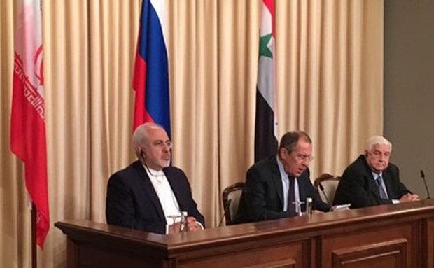 وزير الخارجية الايراني يشدد على ضرورة امتلاك ارادة دولية جادة لمكافحة الارهاب