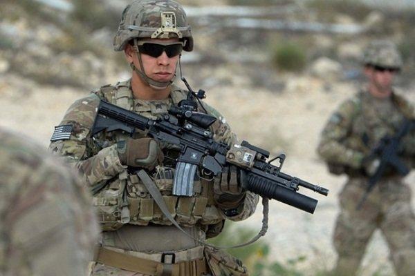 نظامی آمریکایی