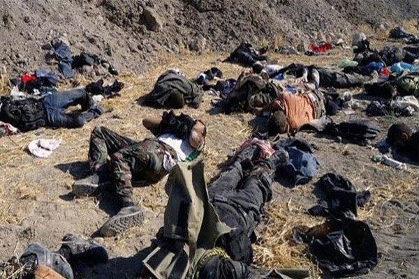 کوژرانی ۱۲۰ تیرۆریست و تهقاندنهوهی ۳۲ لۆری داعش له ڕهقه