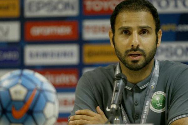 اظهارنظر عجیب سرمربی تیم فوتبال جوانان عربستان بعد از شکست ایران