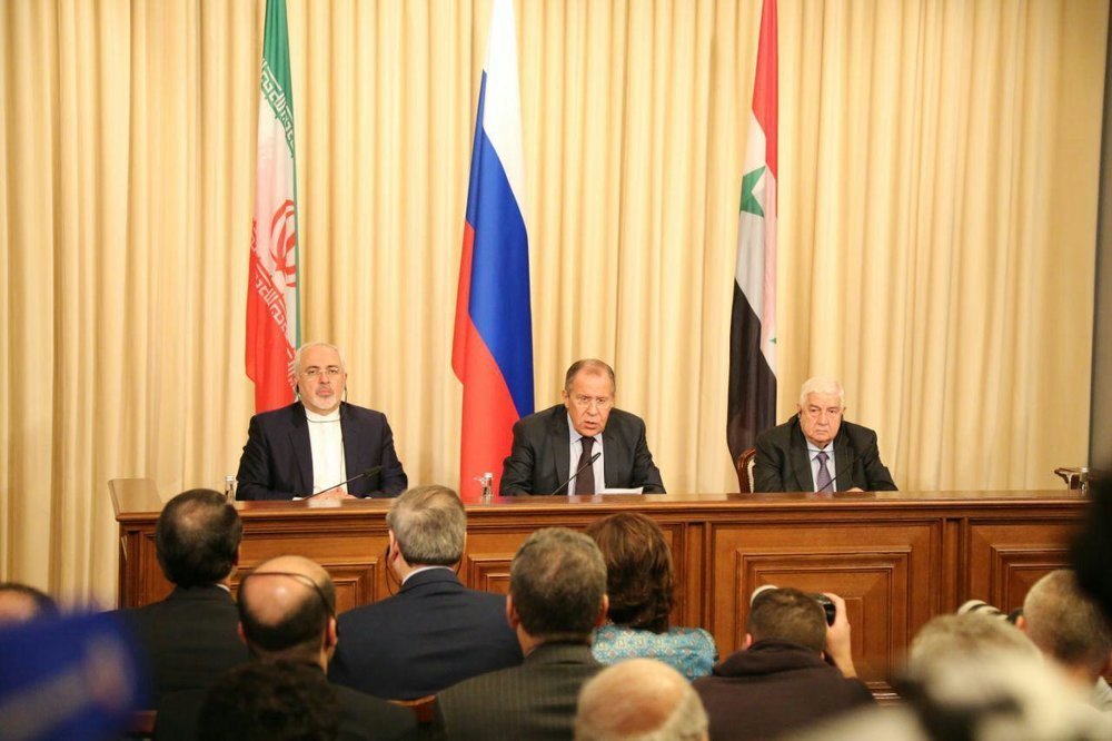 Iran, Russia and Syria discuss war on terror