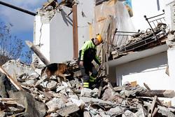 اٹلی میں 1۔7 کی شدت کا زلزلہ ، کئی عمارتیں منہدم