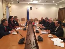 Iran, Ukraine to boost parliamentary ties