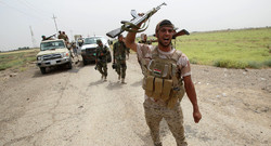 Iraqi Shia militia opens front against ISIL west of Mosul