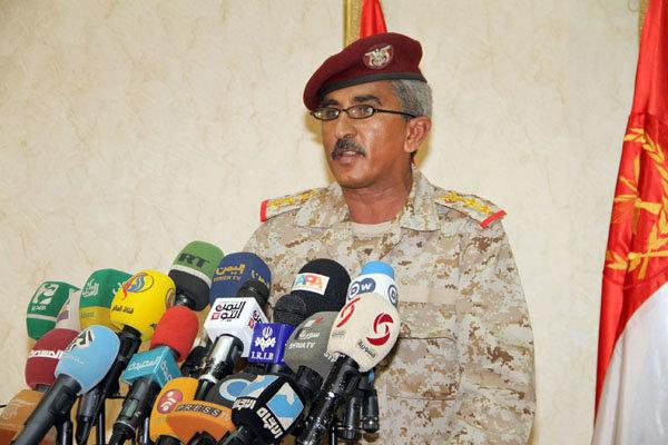 سخنگوی ارتش یمن سرتیپ شرف غالب لقمان