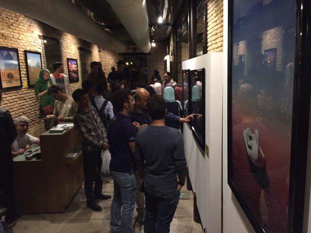 منتخبی از آثار ۱۴ عکاس در نگارخانه«تاروپود» شیراز قرار گرفت