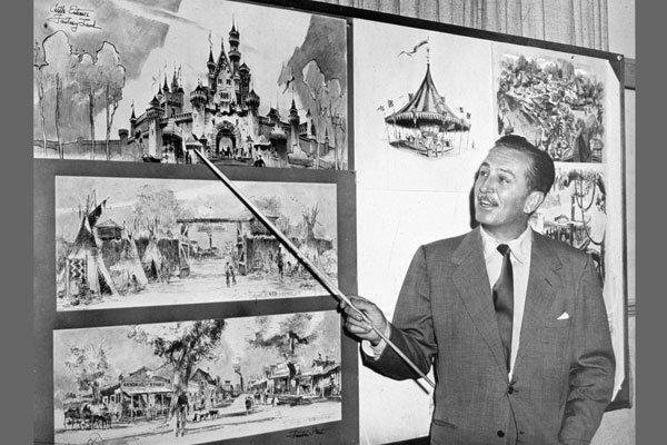 دهه ۴۰؛ مرثیه ای برای یک رویا/ خطابه والت دیزنی دردسرساز شد