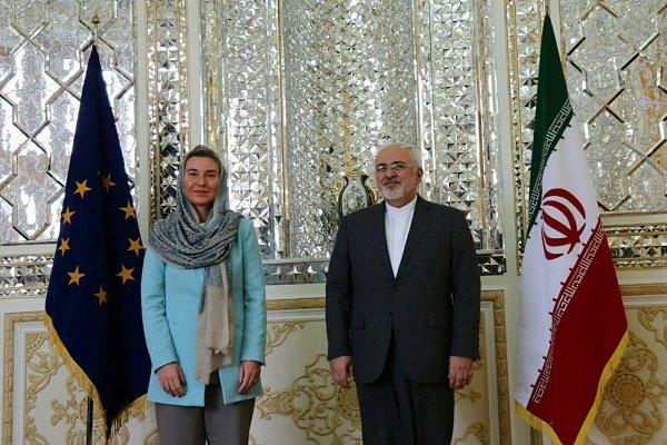 ایران آماده همکاری های نزدیکتر با اتحادیه اروپا است