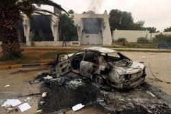 انفجار در بنغازی