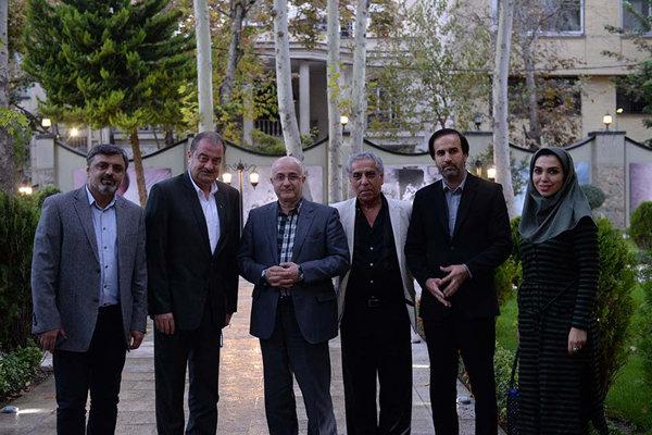 دیدار مدیران تئاتر سوریه و لبنان با مدیران معاونت هنری ارشاد
