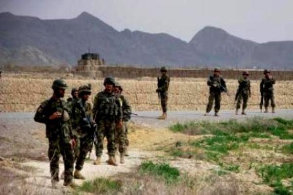 ۵۶ نظامی افغانستانی در حمله طالبان کشته شدند