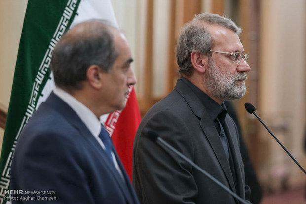 Iran, Cyprus stress bolstering ties