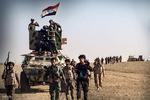 ۸ روستا در محور شمالی عملیات موصل آزاد شد/هلاکت وزیر نفت داعش