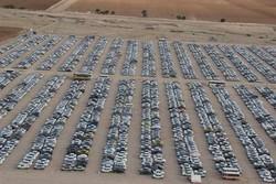 هزینه پارکینگ برای هر خودروی زائران روزانه ۲۵ هزار تومان است