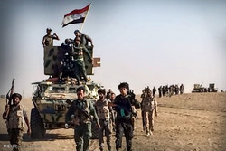 Iraqi forces resume Mosul offensive
