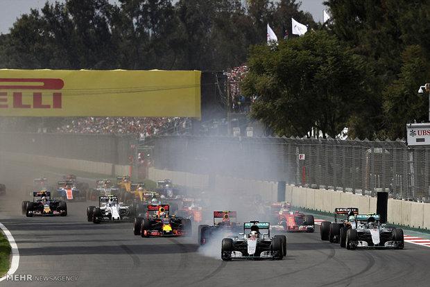 مسابقه فرمول یک مکزیک