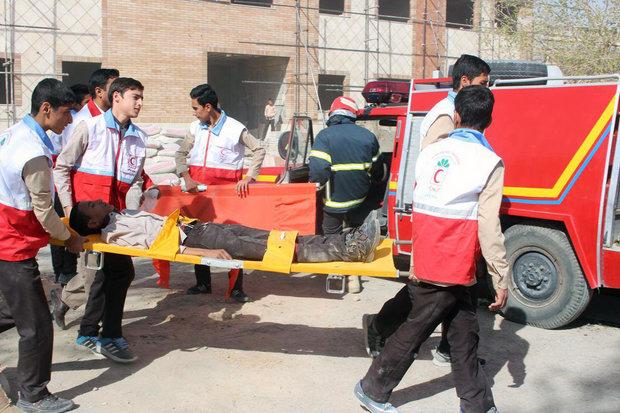 زمینلرزه شهداد یک مصدوم داشت/ اعزام چهار تیم ارزیاب