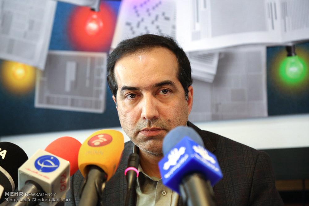 نشست خبری معاون مطبوعاتی وزیر ارشاد