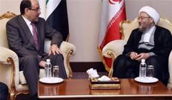 المالكي يثمن موقف ايران الداعم لأمن واستقرار العراق