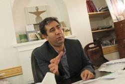 جبرئیل نوکنده رئیس موزه ملی ایران