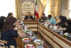 نشست مدیرکل ارشاد کرمانشاه