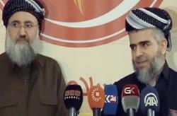 کۆمەڵ و بزووتنەوە بەرەی ئیسلامی کوردستان ڕێک دەخەن