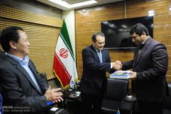 سفر بغداد امرییف سفیر قزاقستان به گرگان