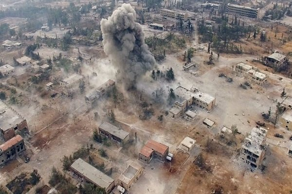 39 ceasefire violations registered in 6 Syrian provinces in past 24 hours