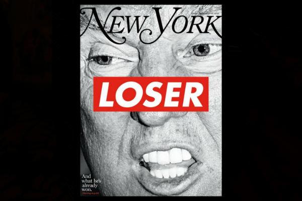 «ترامپ» بعنوان بازنده انتخابات هشتم نوامبر معرفی شد