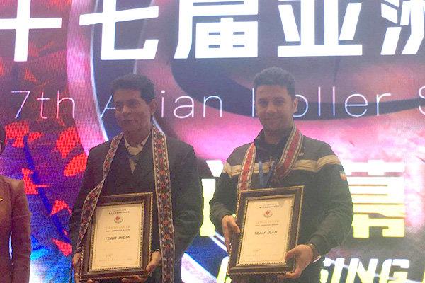 تقدیر مسئولان آسیایی از رشد و توسعه اسکیت در ایران
