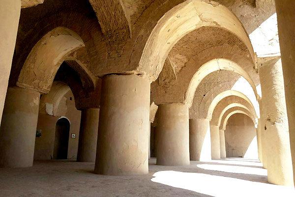«تاریخ و حفاظت معماری مسجد تاریخانه دامغان» منتشر شد